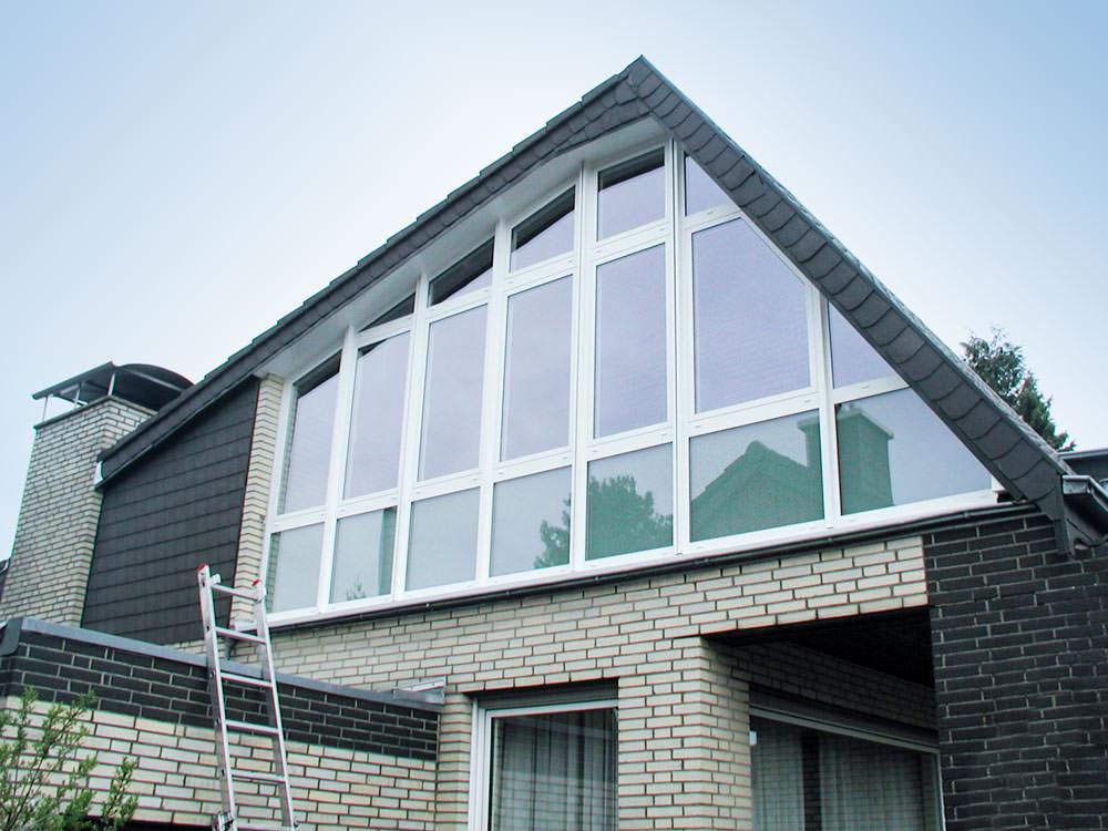 Wintergärten, Terrassenüberdachungen und Vordächer